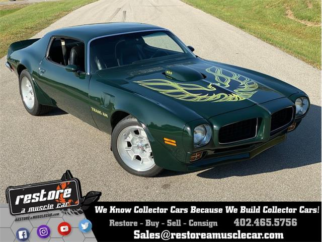 Picture of '73 Firebird Trans Am - R3GB