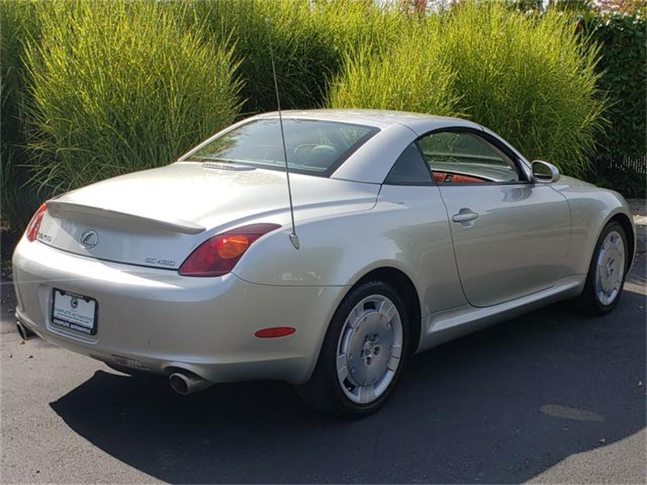 Large Picture of '04 SC430 - R3GX