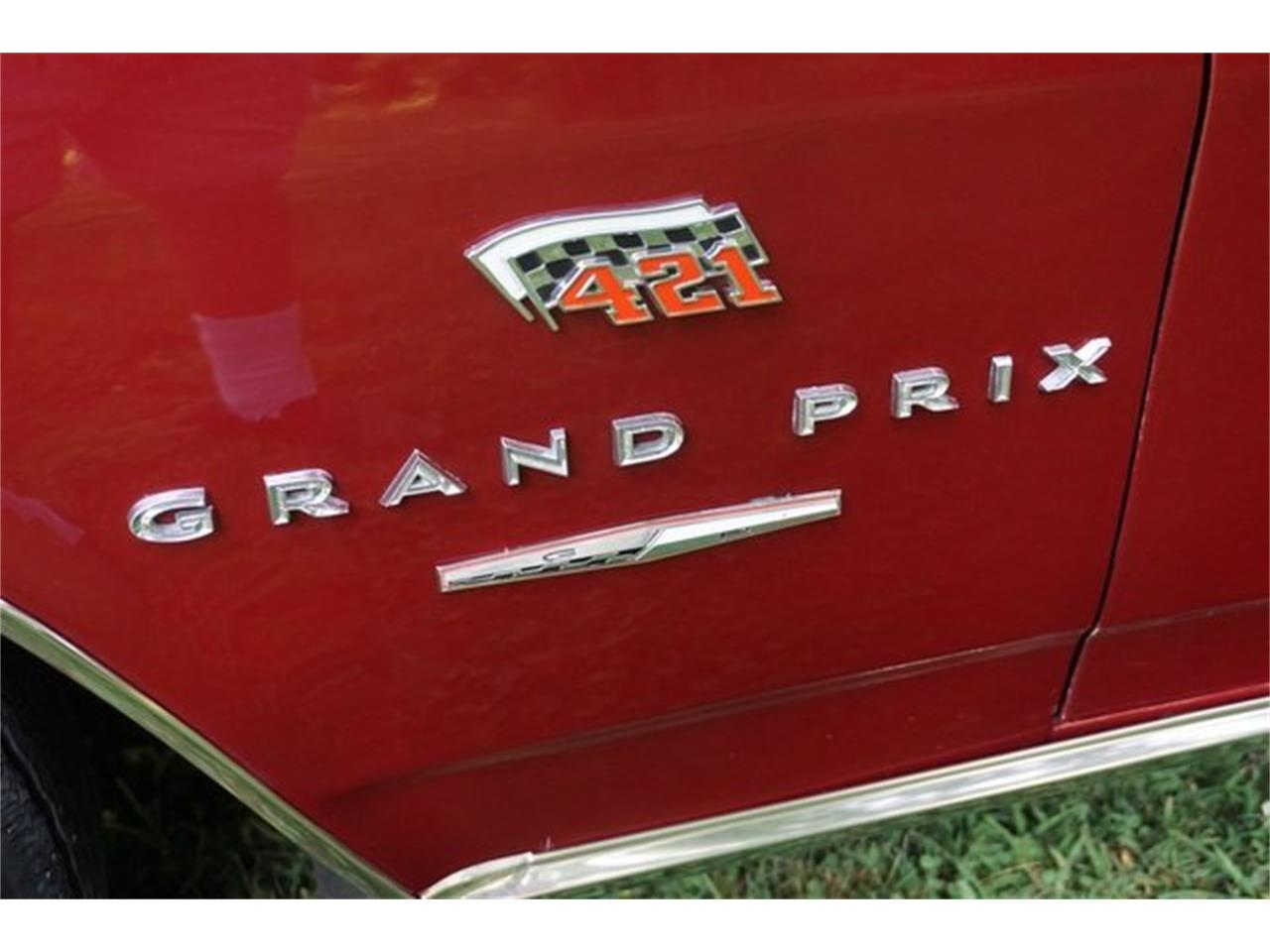 Large Picture of '64 Grand Prix - R3GZ