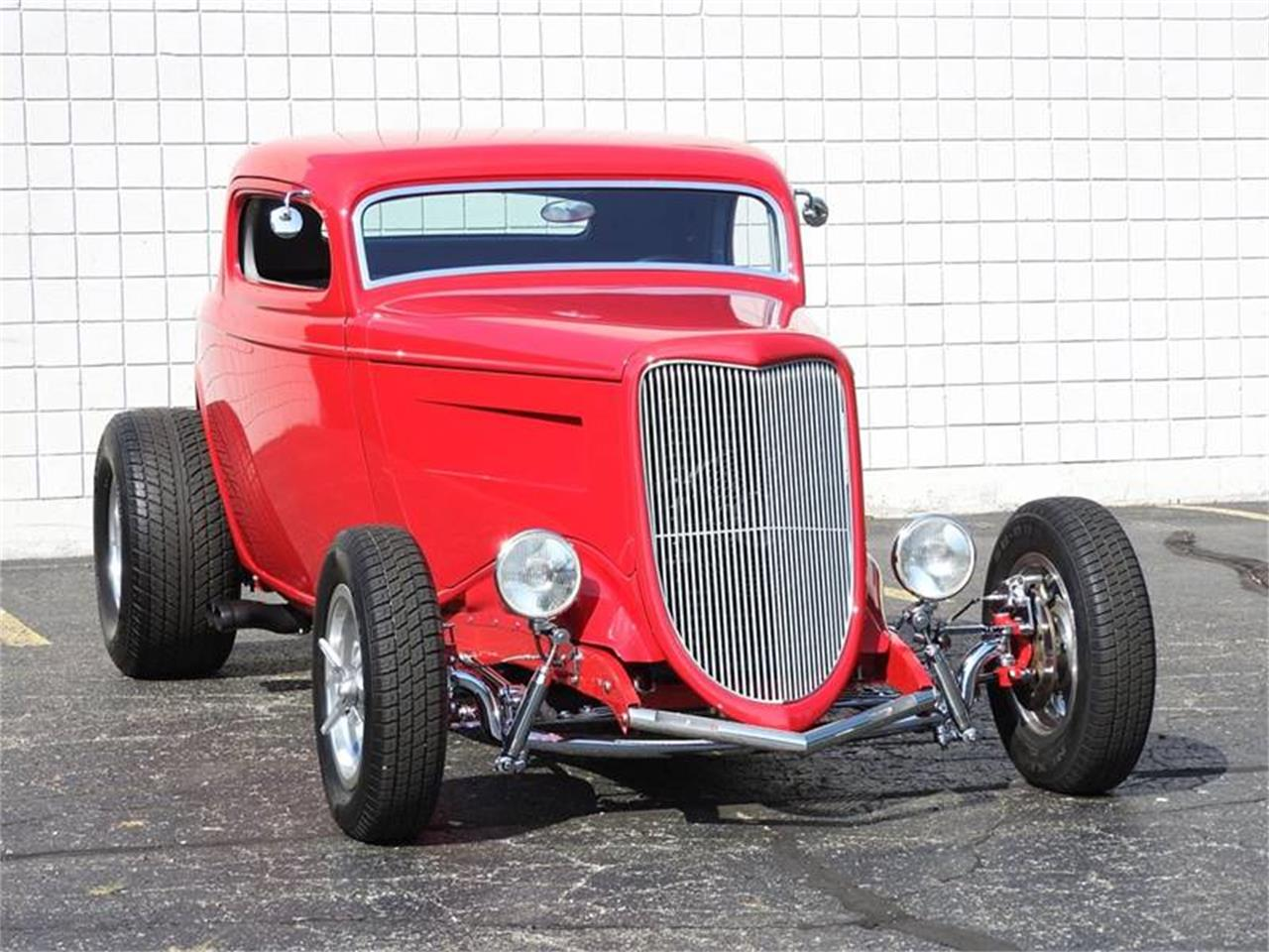 Large Picture of '34 Deluxe - R3H1