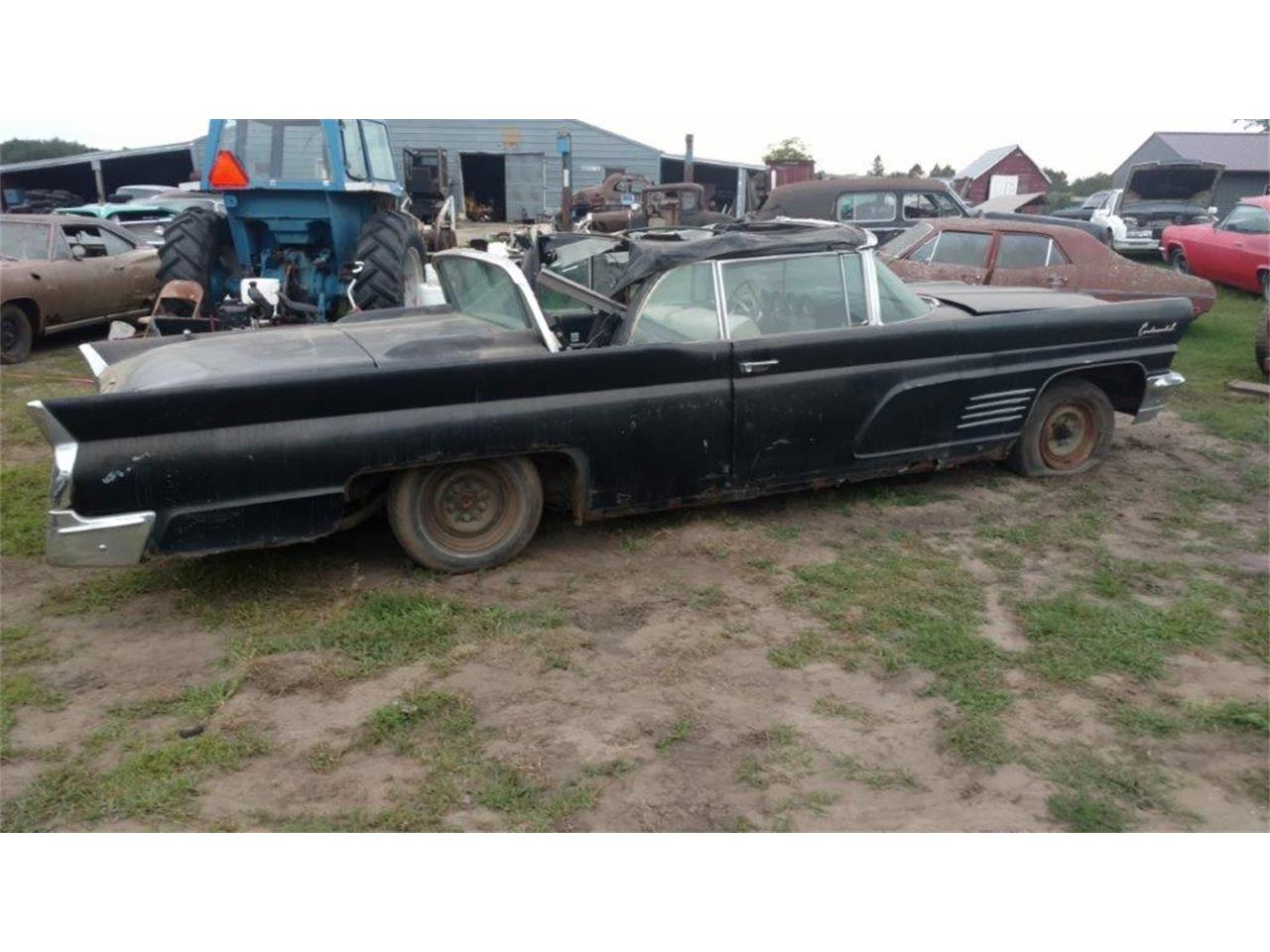 Large Picture of '60 Convertible - R3H5