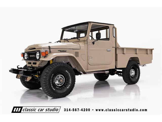 Picture of '85 Land Cruiser FJ45 Pickup - R3HQ