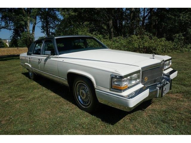 Picture of 1990 Cadillac Fleetwood Brougham located in Monroe New Jersey - R3I4