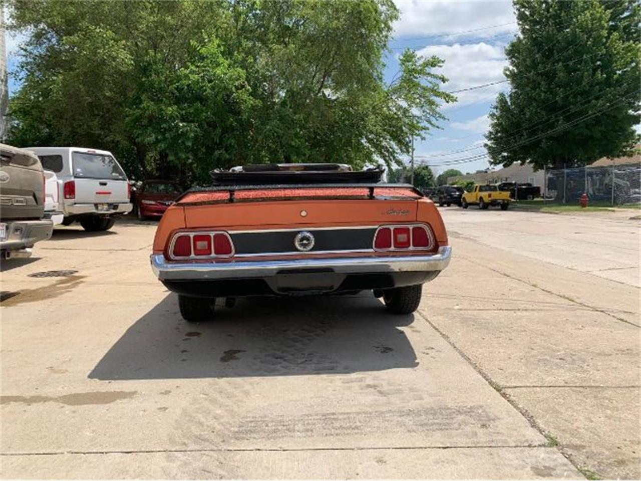 Large Picture of '73 Mustang - R0JZ