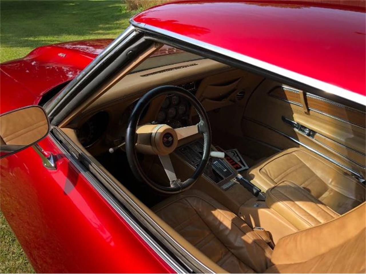 Large Picture of '74 Corvette - R0K6
