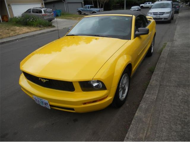 Picture of '06 Mustang - R098