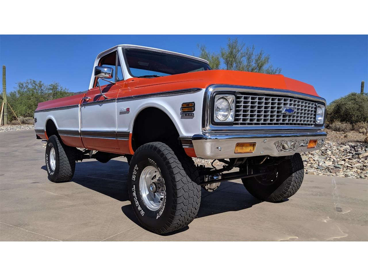 Large Picture of '72 K-10 - R3RM