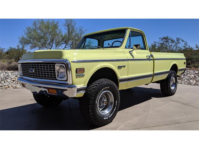 Picture of Classic '71 Chevrolet C/K 10 located in North Pheonix Arizona - R3RS