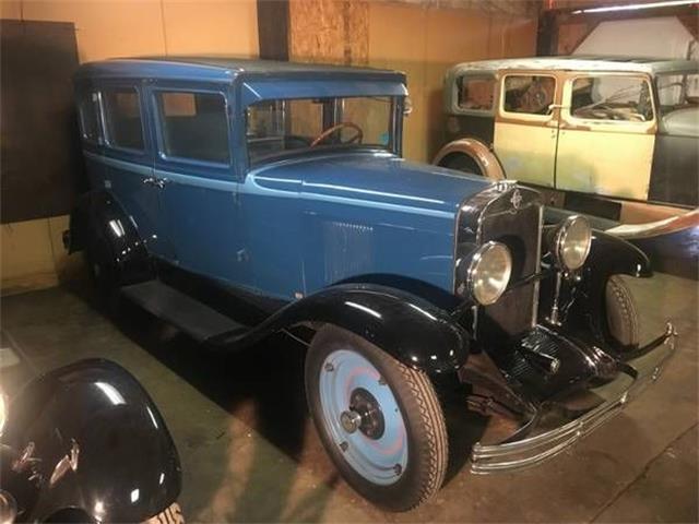 1929 Chevrolet Series AC International