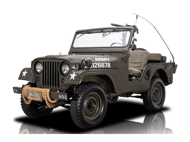 Picture of '53 M38A1 - R3UR