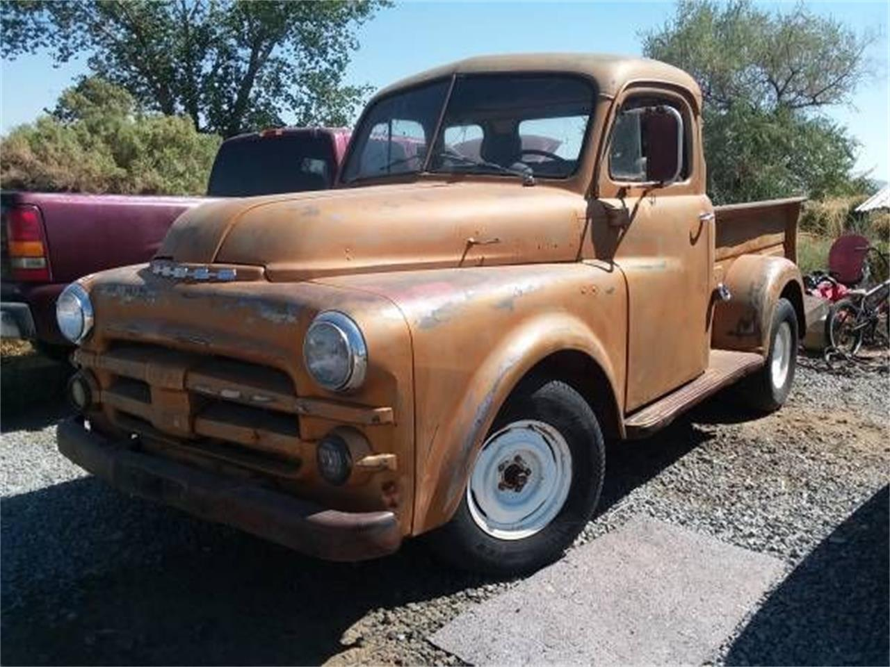 Large Picture of '51 Dodge B3 - $7,495.00 - R3UV