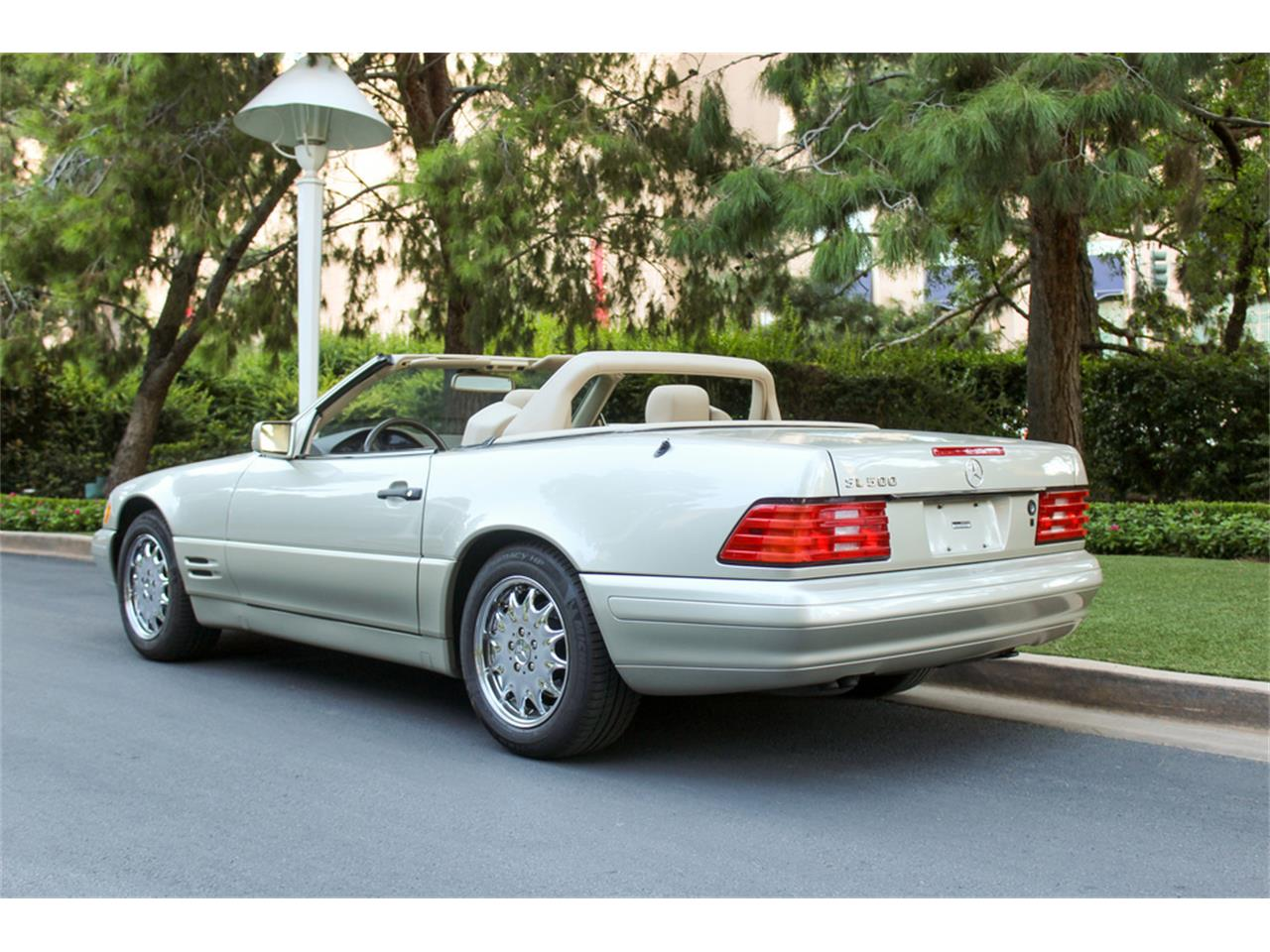 Large Picture of '97 SL500 - R3UY