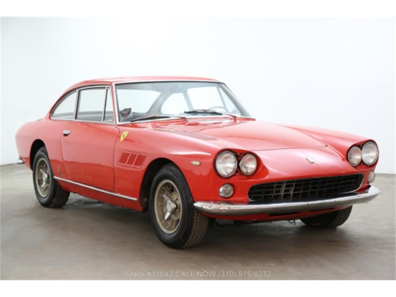 Large Picture of '66 Ferrari 330 GT located in Beverly Hills California Offered by Beverly Hills Car Club - R3V2