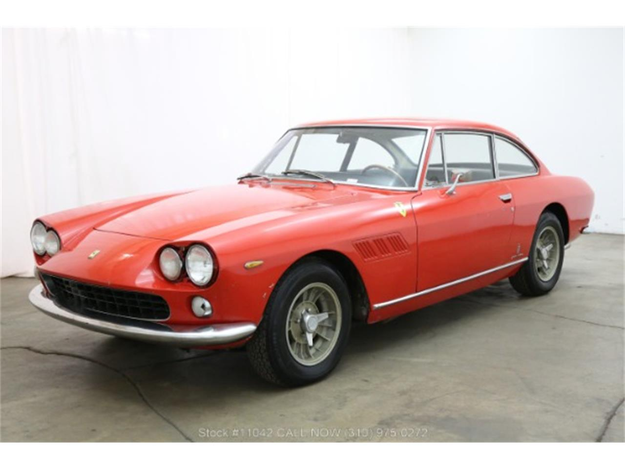 Large Picture of Classic 1966 330 GT located in Beverly Hills California - $154,500.00 Offered by Beverly Hills Car Club - R3V2
