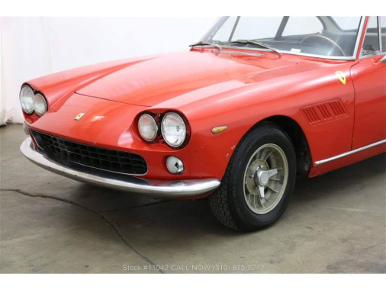 Large Picture of '66 Ferrari 330 GT Offered by Beverly Hills Car Club - R3V2