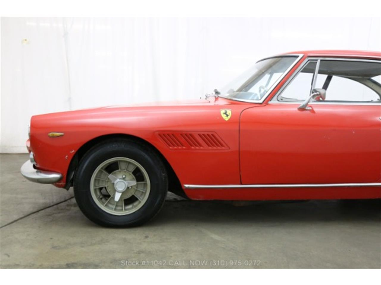 Large Picture of Classic '66 Ferrari 330 GT located in California Offered by Beverly Hills Car Club - R3V2