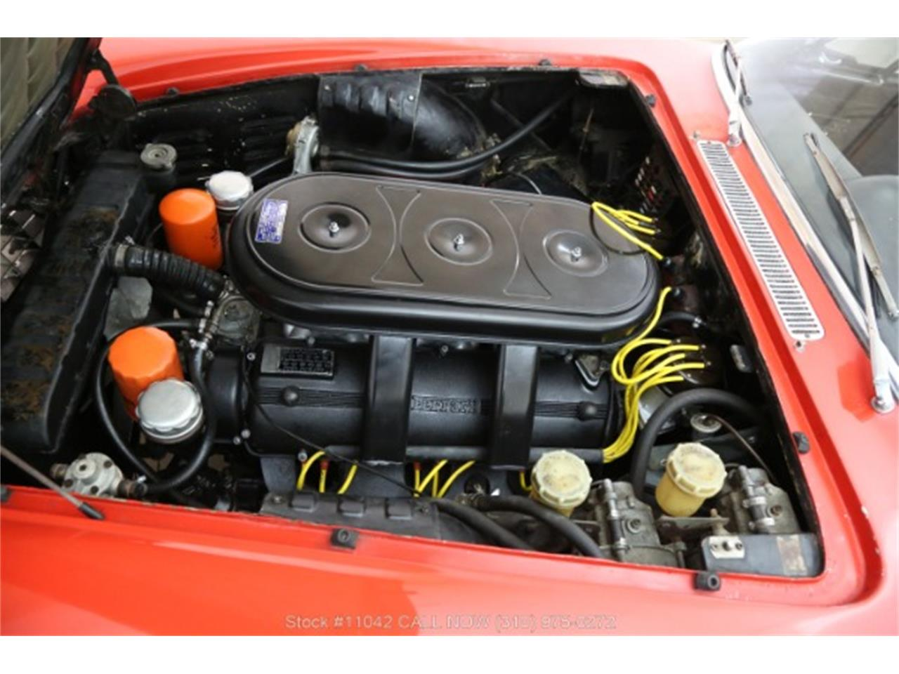 Large Picture of Classic '66 Ferrari 330 GT located in Beverly Hills California - R3V2