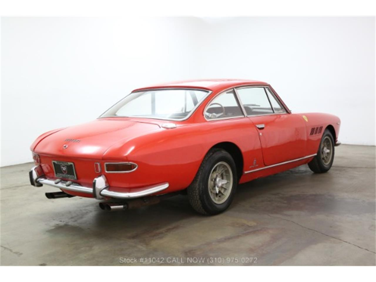 Large Picture of '66 Ferrari 330 GT located in Beverly Hills California - $154,500.00 Offered by Beverly Hills Car Club - R3V2
