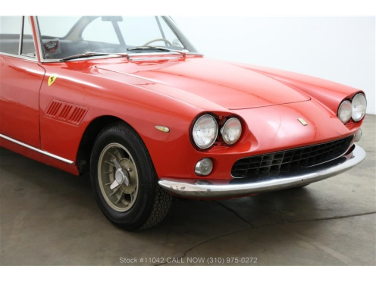 Large Picture of Classic 1966 Ferrari 330 GT located in California - $154,500.00 Offered by Beverly Hills Car Club - R3V2