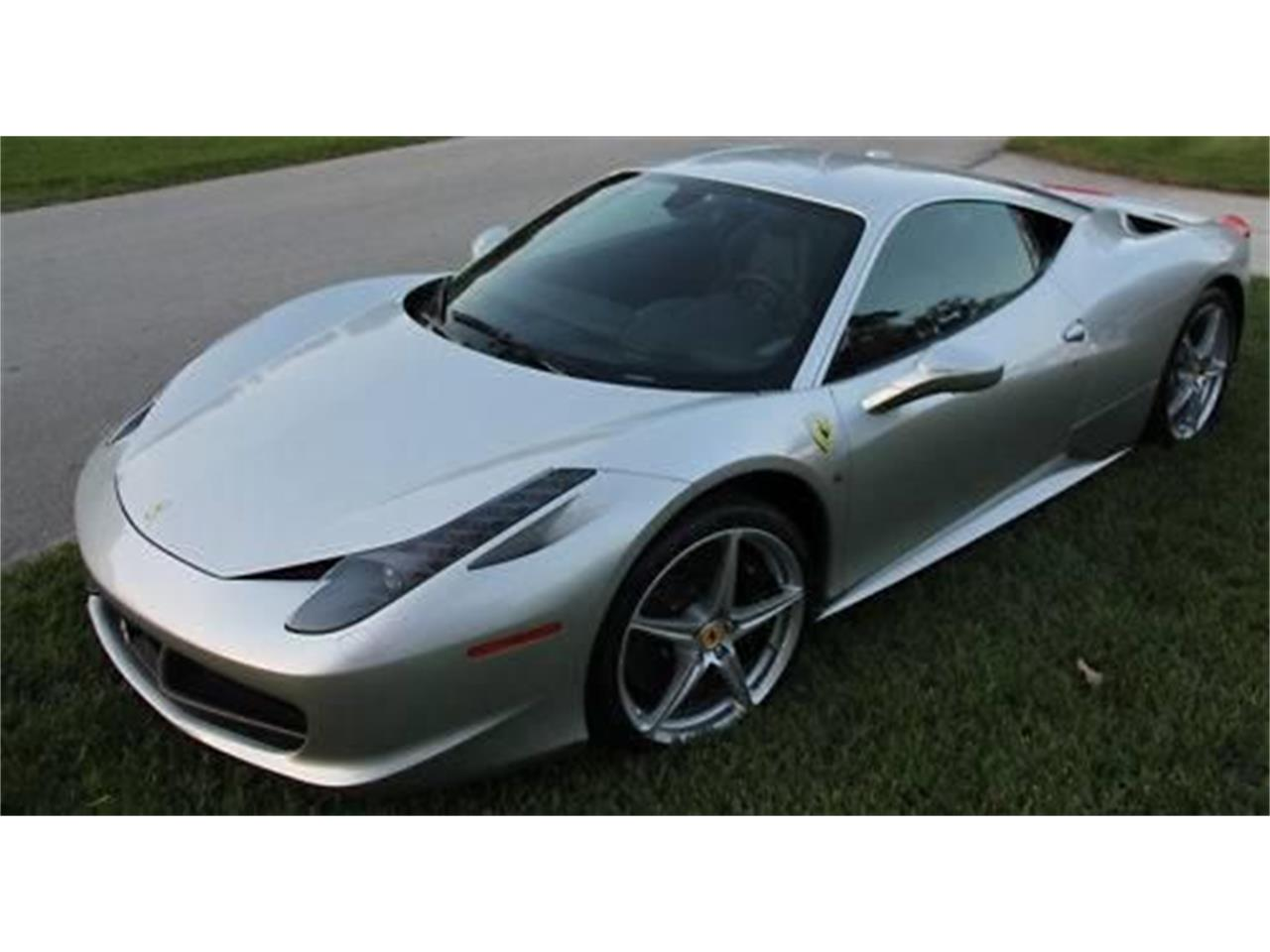 Large Picture of 2011 Ferrari 458 Italia located in Cadillac Michigan - R3V3