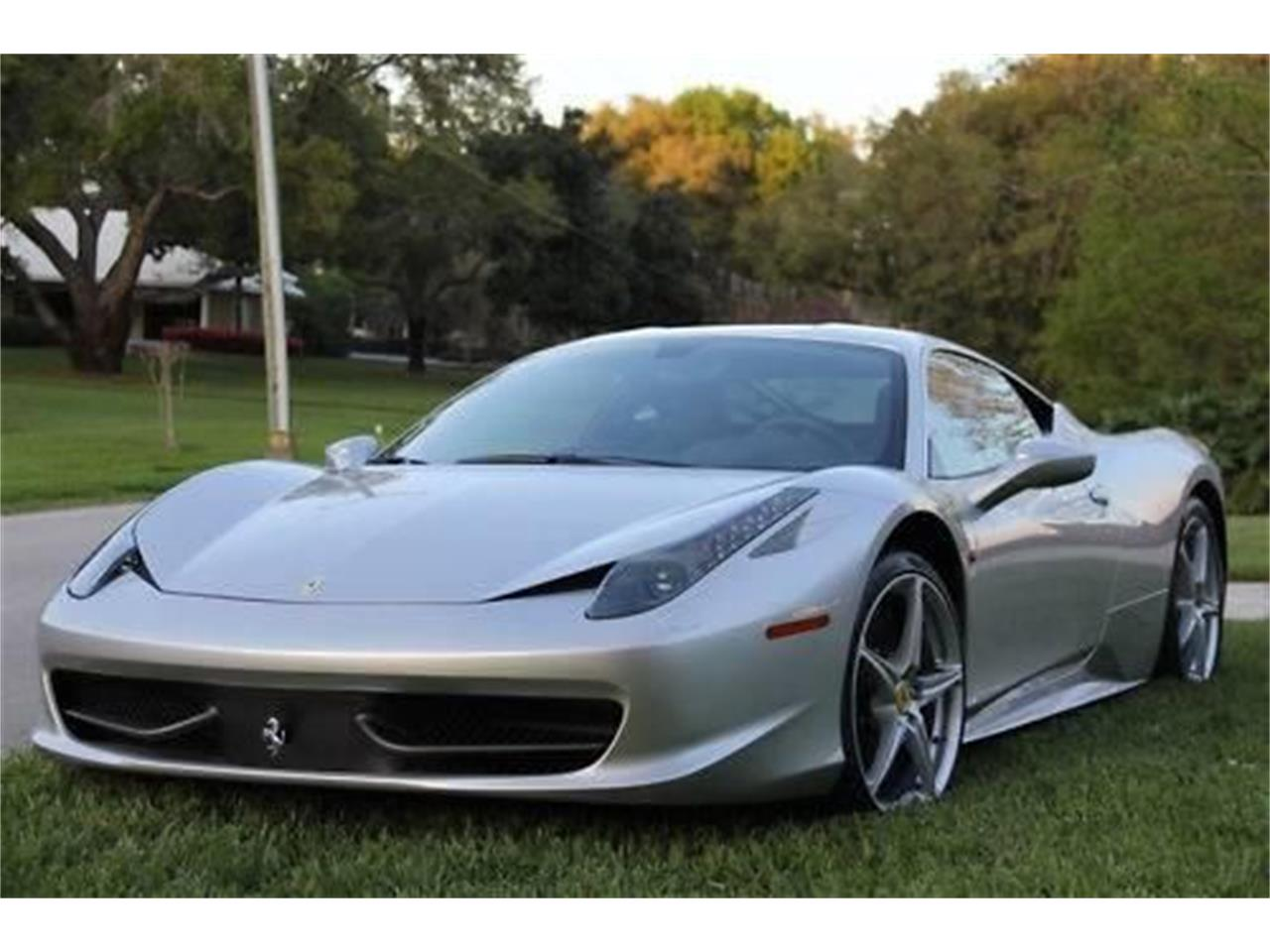 Large Picture of '11 Ferrari 458 Italia - $284,995.00 - R3V3