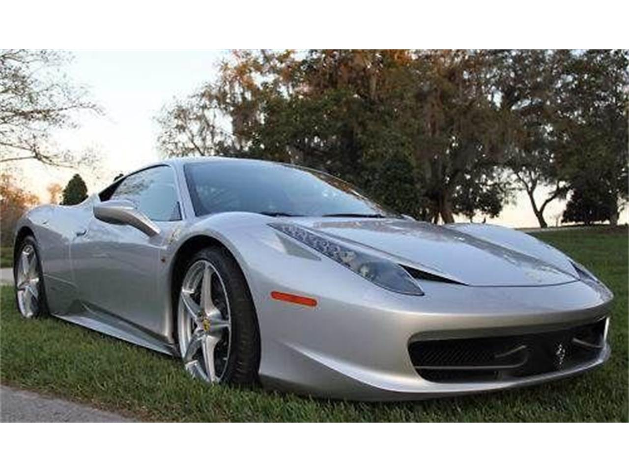 Large Picture of '11 458 Italia - $284,995.00 Offered by Classic Car Deals - R3V3