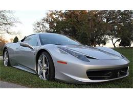 Picture of 2011 Ferrari 458 Italia located in Cadillac Michigan - $284,995.00 - R3V3
