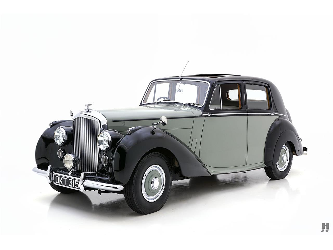 Large Picture of '52 Bentley Mark VI - $43,500.00 Offered by Hyman Ltd. Classic Cars - R3WC