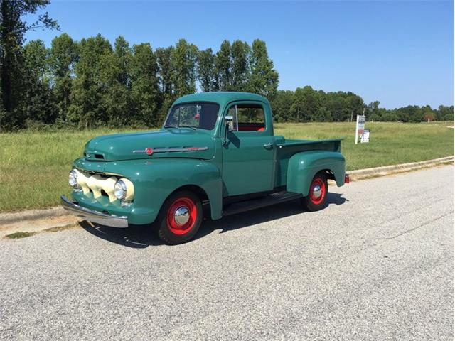 Picture of Classic '52 Ford F1 located in Greensboro North Carolina Auction Vehicle Offered by  - R3WT