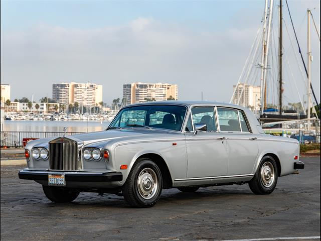 Picture of '79 Silver Shadow II - R3XP