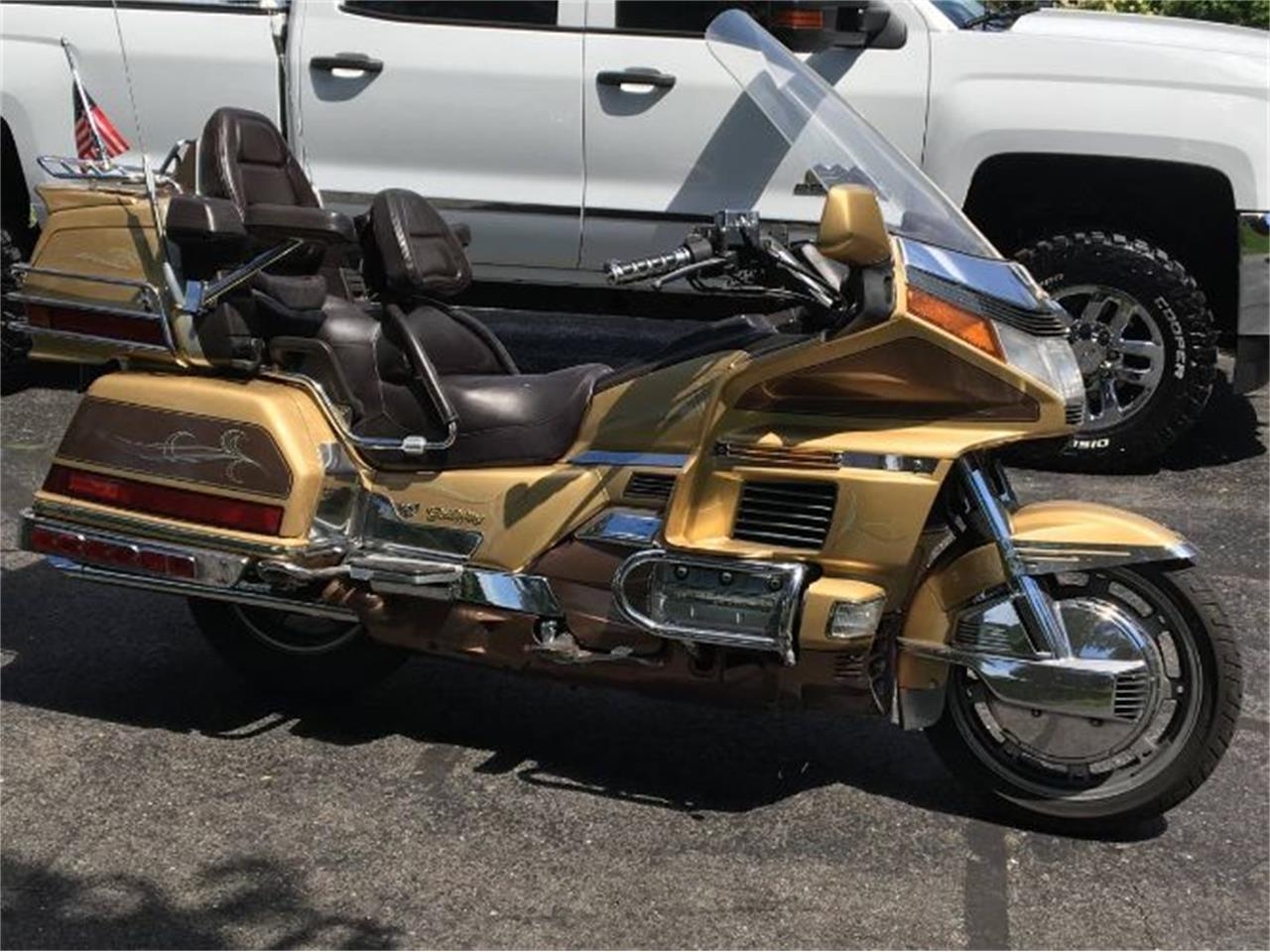 Large Picture of '91 Goldwing - R0LG