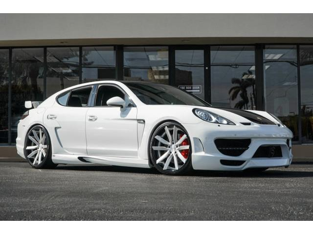 Picture of 2013 Panamera located in Miami Florida Offered by  - R41R