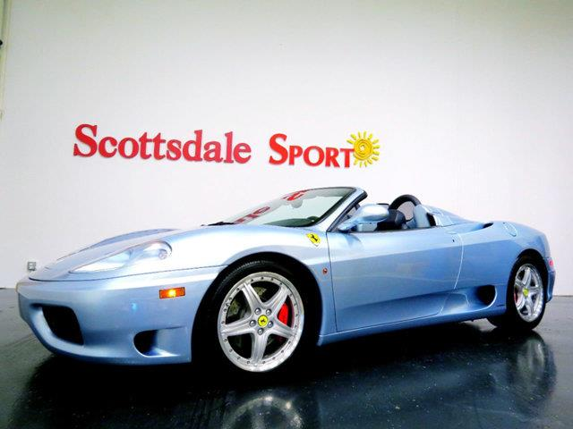 Picture of '03 360 Spider - R42P