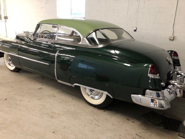 1950 Cadillac Series 61