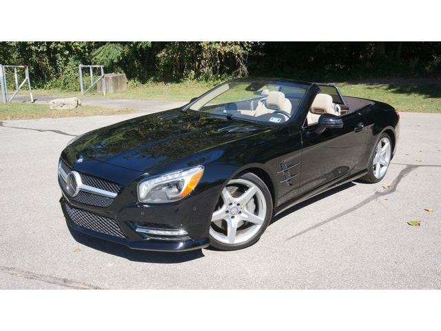 Picture of 2013 Mercedes-Benz SL550 - R42Z