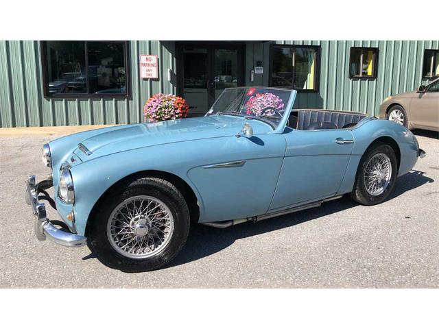 Picture of Classic 1960 Austin-Healey 3000 Auction Vehicle - R435
