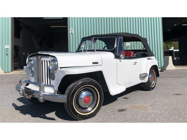 Picture of '48 Jeepster - R43W