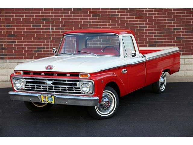 Picture of '66 F100 - R44G