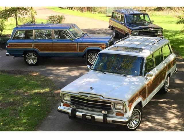 Picture of '91 Grand Wagoneer - R44H