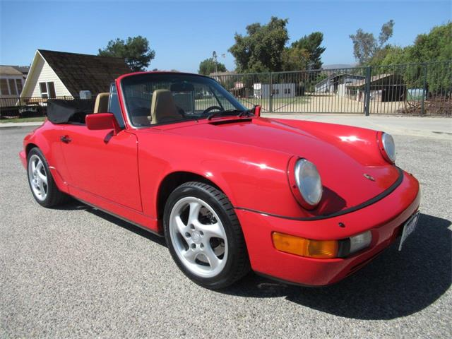 Picture of '91 Carrera - R44X