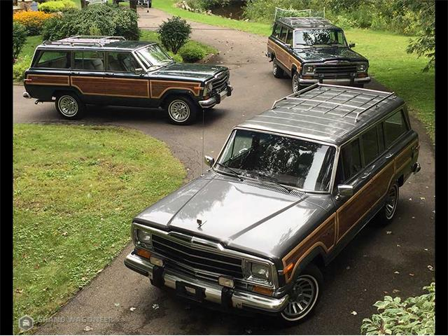 Picture of '90 Grand Wagoneer - R455