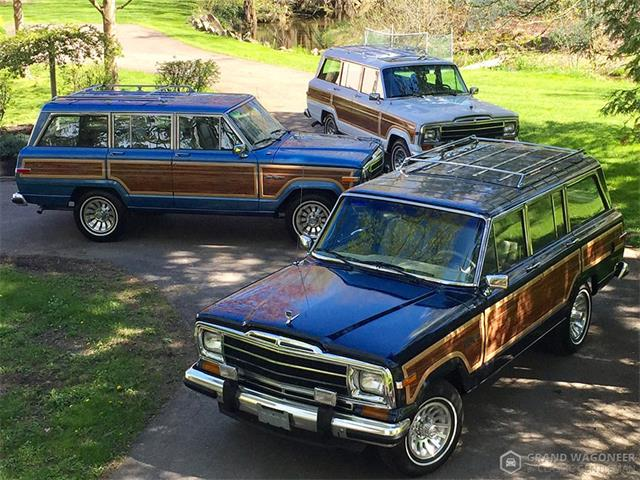 Picture of '89 Grand Wagoneer - R456