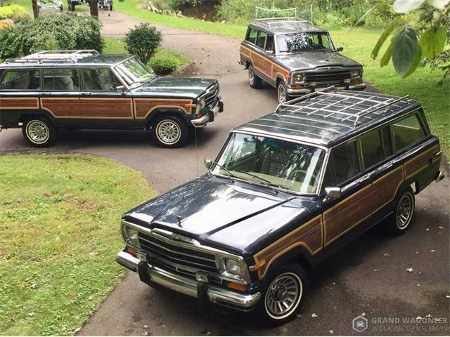 Picture of '89 Grand Wagoneer - R458