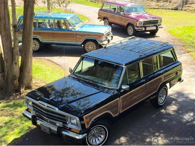 Picture of '87 Grand Wagoneer - R45B