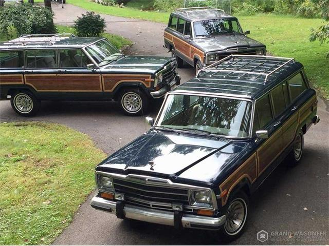 Picture of '87 Grand Wagoneer - R45I