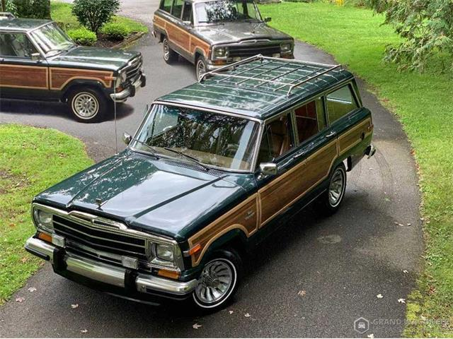 Picture of '85 Grand Wagoneer - R45K
