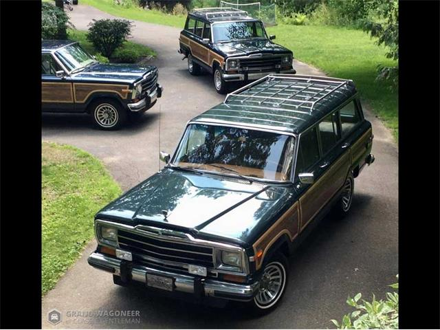 Picture of '84 Grand Wagoneer - R45L