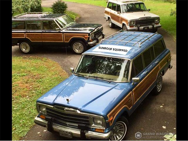 Picture of 1991 Jeep Grand Wagoneer located in Bemus Point New York - $69,900.00 - R45M