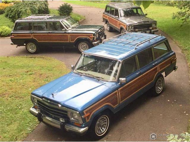 Picture of '91 Jeep Grand Wagoneer - $54,900.00 - R45N