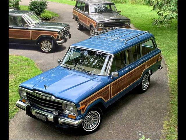 Picture of '89 Grand Wagoneer - R45O